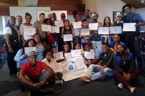Escuela Ciudadania - cierre diplomas